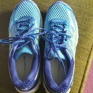 Womens asics runners